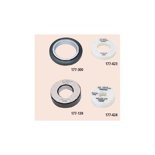 Kroužek kalibrační, ocel, průměr 125mm (MITU-177-298)