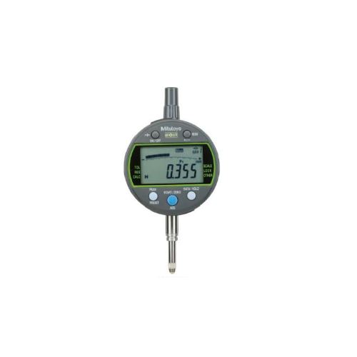 Úchylkoměr digitální 12,7/0,001/0,01mm, IP42, režim Max/Min, výstup dat (MITU-543-300B)